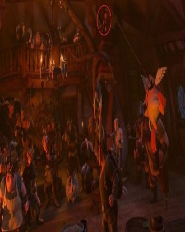 Pinocchio-Hidden Disney Characters In Other Disney Movies