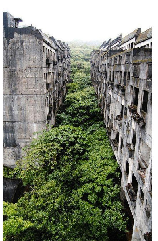 Keelung-Most Abandoned Places In The World