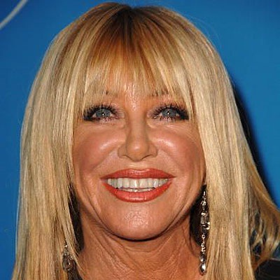 Suzanne Somers-Celebs Who Had Abortion