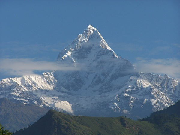 Annapurna-Deadliest Mountains Around The World