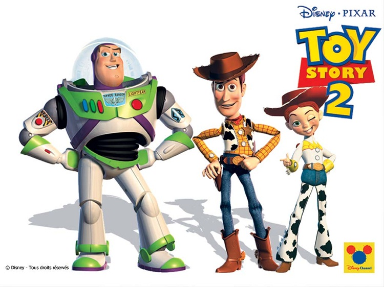 """Toy Story 2-Little Known Things About """"Toy Story"""" Trilogy"""