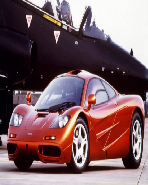 McLaren F1-Most Expensive Cars In The World