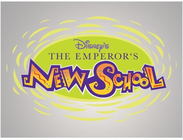 The Emperor's New School-Disney Shows That We Wish Would Come Back.