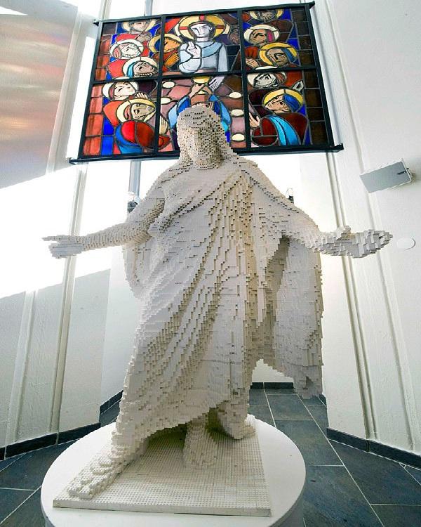 Jesus-Amazing LEGO Creations