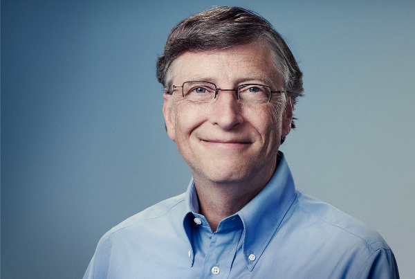 Bill Gates-Billionaires Who Dropped Out Of College