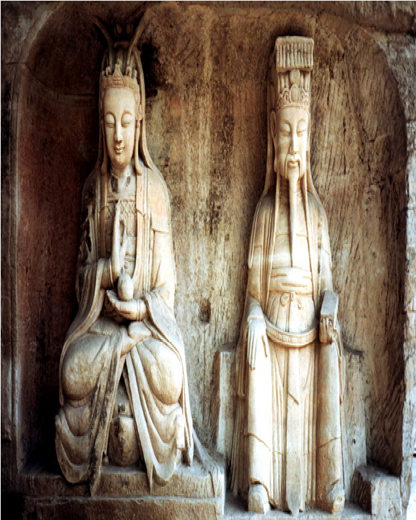 Dazu Again-Amazing Mountain Carvings