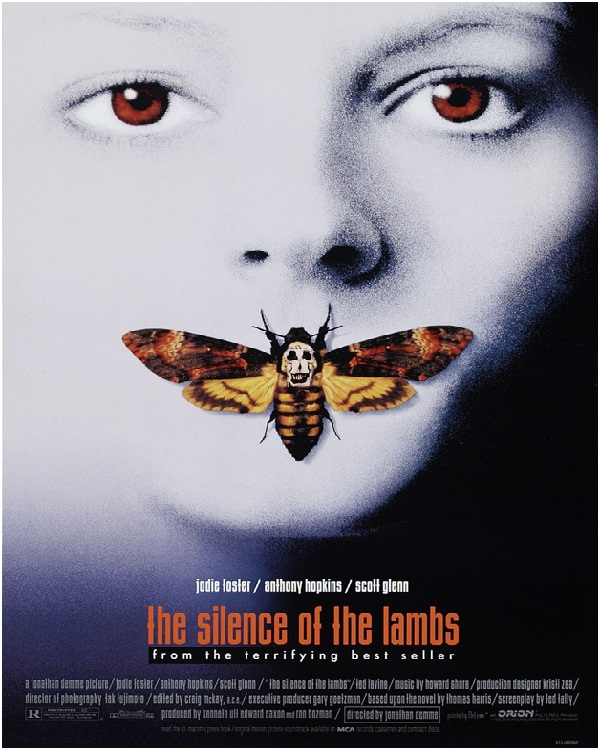 The Silence Of The Lambs-Scariest Movies Ever Made