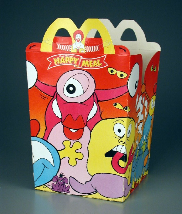 Happy Meal-Mind Blowing Facts About McDonald's