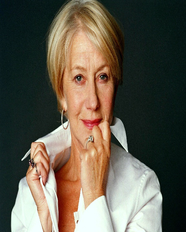 Helen Mirren-All Time Favorite Actors