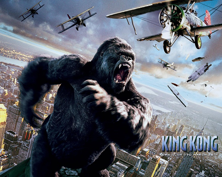 King Kong-Surprising Unknown Facts About Hollywood Movies