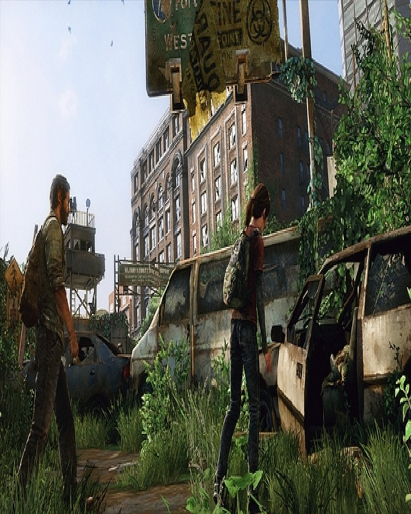 The Last Of Us-Best Videogames Of 2013