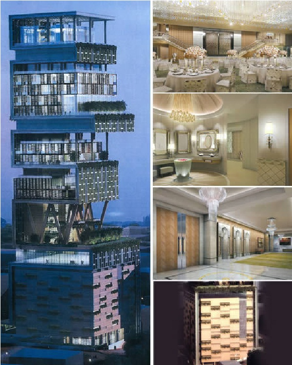 Antilla-Amazing Mansions