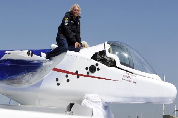 Richard Branson's Submarine-Coolest Billionaire Toys