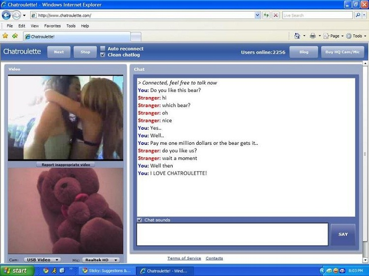 It all worked out-24 Hilarious Chatroulette Chats That Will Make You Laugh Out Loud