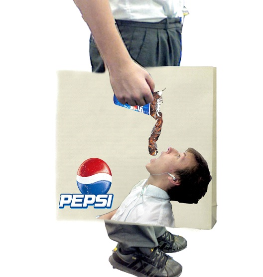Pepsi-24 Most Creative Bag Ads