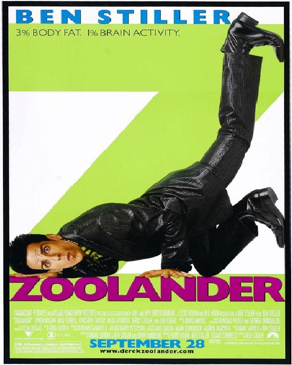 Zoolander-Best Comedy Movies Of All Time