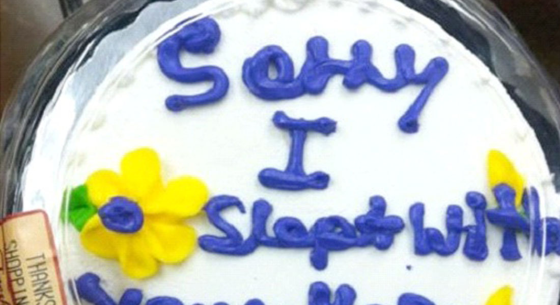 Funniest Texts For A Cake