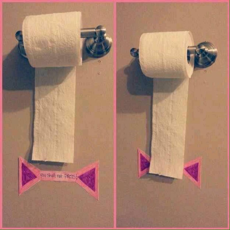 Stop Kids from Wasting Toilet Paper-15 Parenting Hacks That Will Make You Super Parents