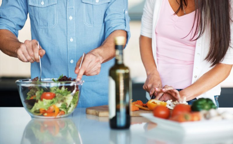 Prepare Your Own Meals-15 Minor Changes To Help You Lose Weight Easily