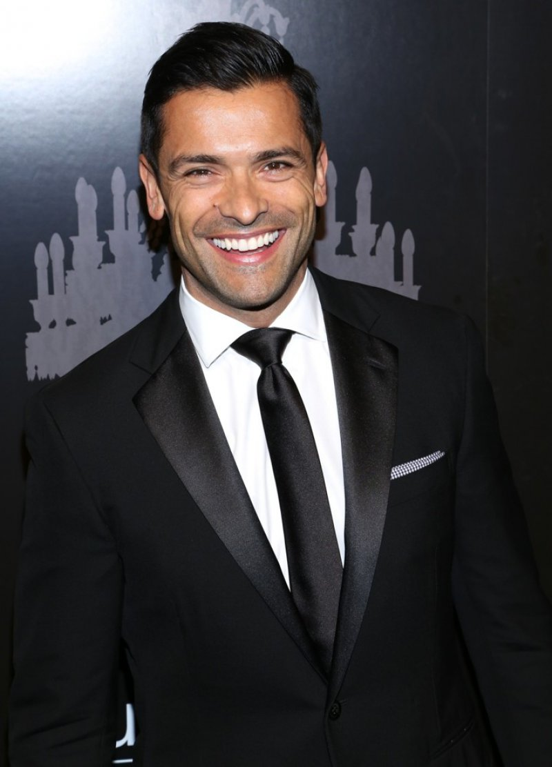 Mark Consuelos-15 People Who Were Strippers Before Becoming Famous