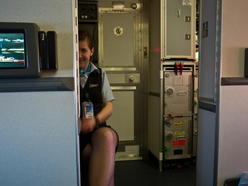 You Can't, but Flight Attendants Can Text-15 Confessions From Pilot And Flight Attendants That Will Give You Nightmares