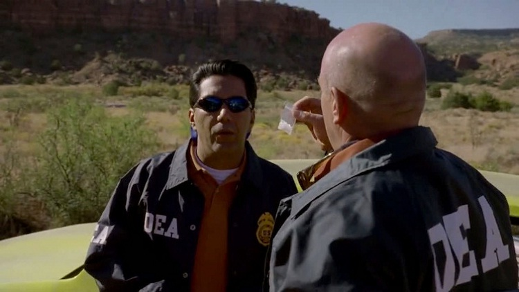The DEA-Things You Didn't Know About Breaking Bad