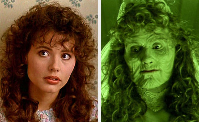 Beetlejuice Is Scary-Most Dreadful Makeups
