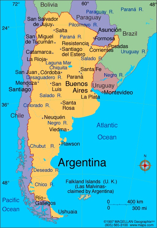 Argentina-Craziest Laws Around The World