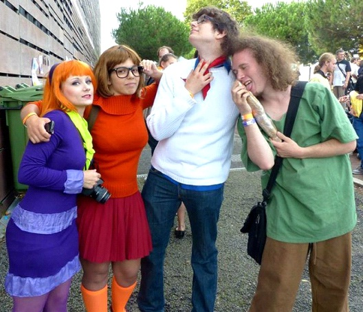 A Very Shaggy Shaggy-24 Best Scooby Doo Cosplays Ever