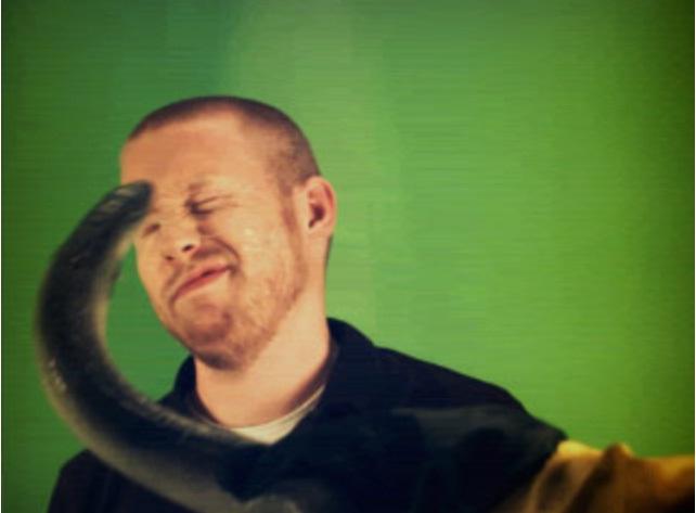 Eel slapping-36 Weirdest Websites On The Internet