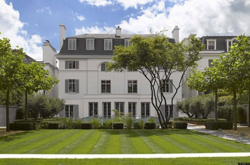 17, Upper Phillimore Gardens-15 Most Expensive Homes In The World