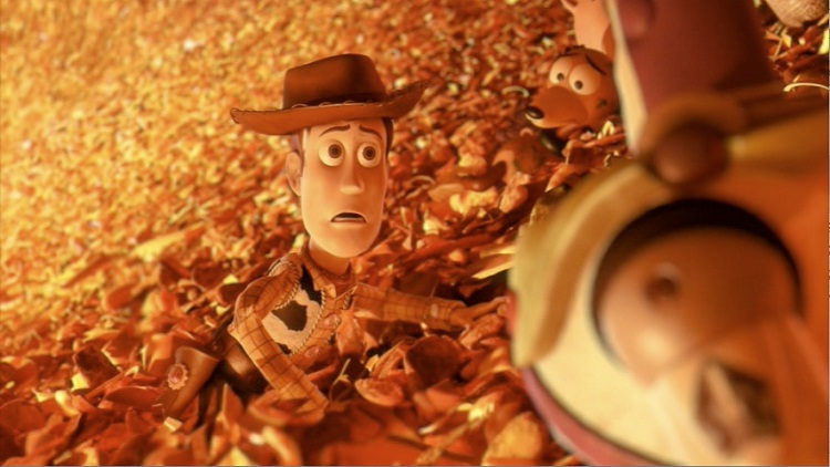 Getting close to the action-Mind Blowing Facts About Pixar That You Probably Didn't Know