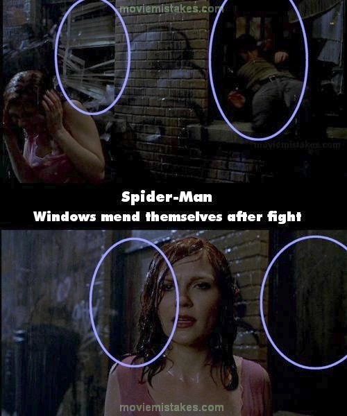 Magic windows-24 Movie Mistakes You Never Noticed