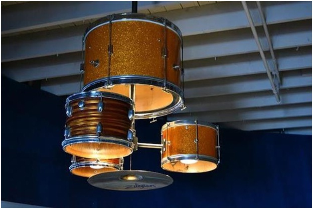 Drum Lights-Must Have Man Cave Accessories