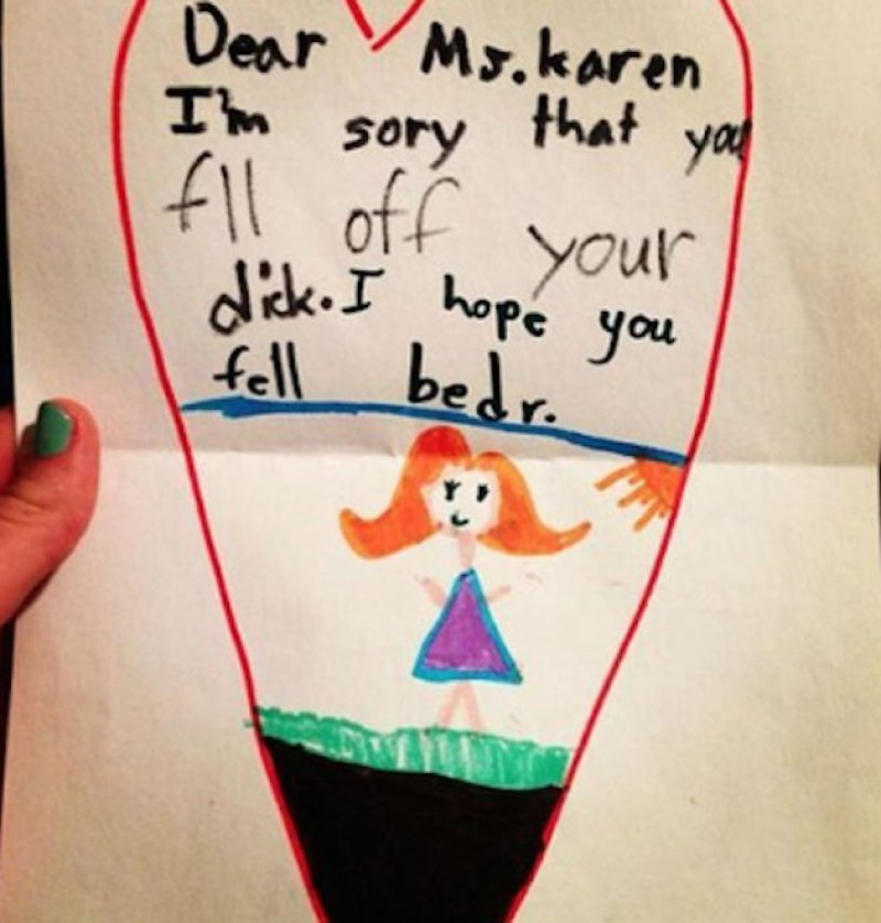 This Funny Get Well Soon Drawing-15 Kids Who Are Too Innocent For This Dirty World