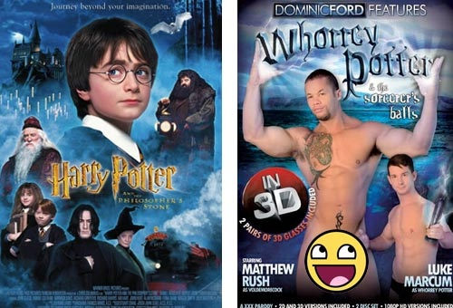 whorry potter
