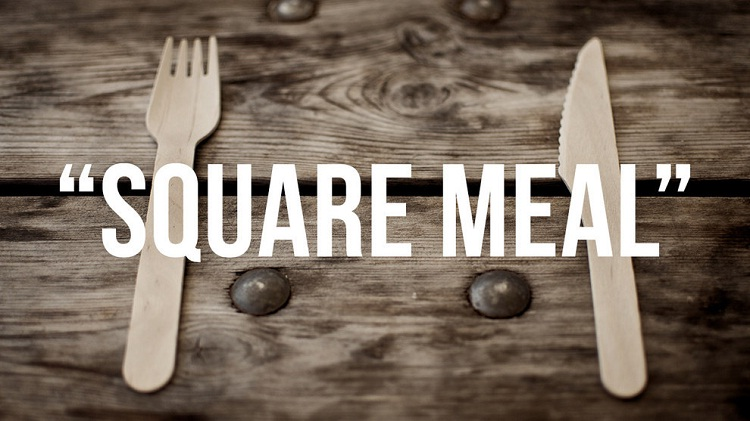 Square meal-Where British Phrases Came From