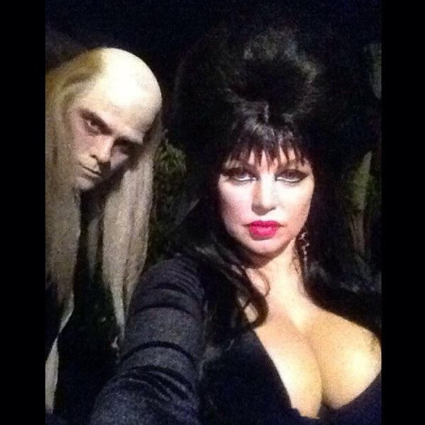Fergie-Celebrities In Hot Halloween Costumes