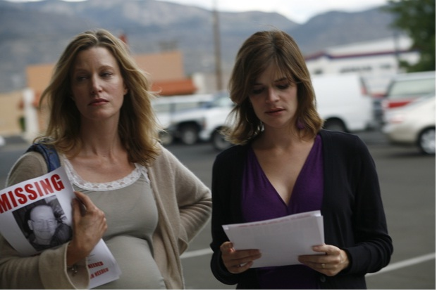 Pregnant actor-Things You Didn't Know About Breaking Bad