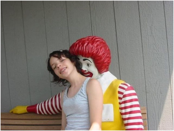 Ronald McDonald Loves Kids-Sad Reality Of Ronald McDonald