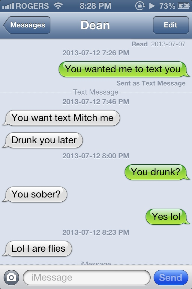 Drunk to You Later DTYL-15 Funniest Drunk Texts That Will Make You Lol