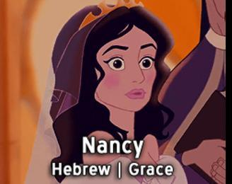 Nancy-15 Disney Princesses Names And Their Meanings In Different Languages