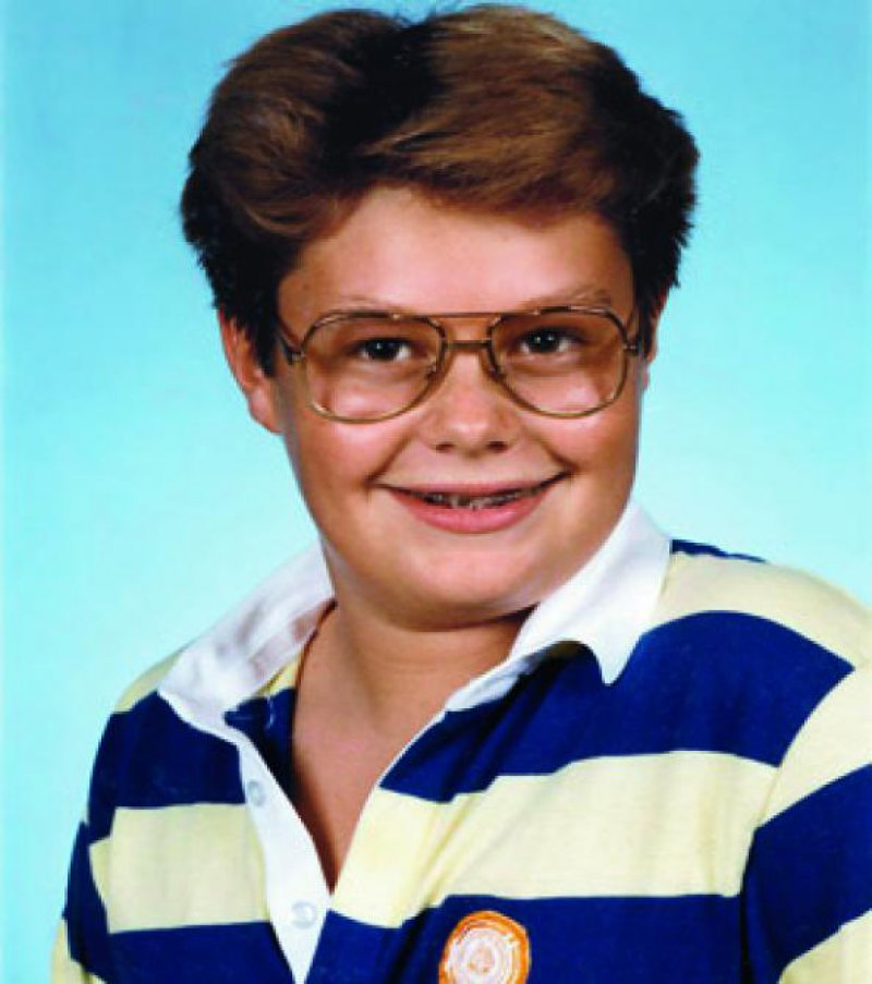 Ryan Seacrest-15 Cutest Childhood Photos Of Famous Celebrities