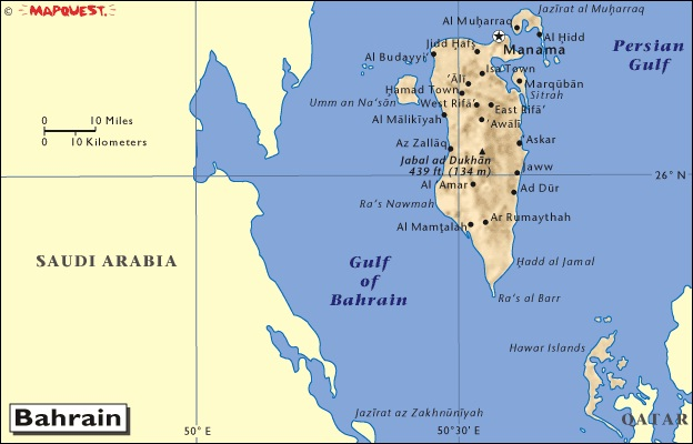 Bahrain-Craziest Laws Around The World