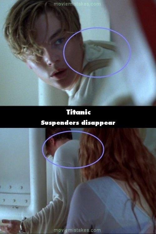 Vanishing suspenders-24 Movie Mistakes You Never Noticed