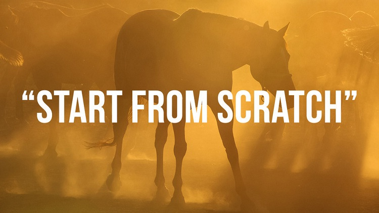 Start from scratch-Where British Phrases Came From