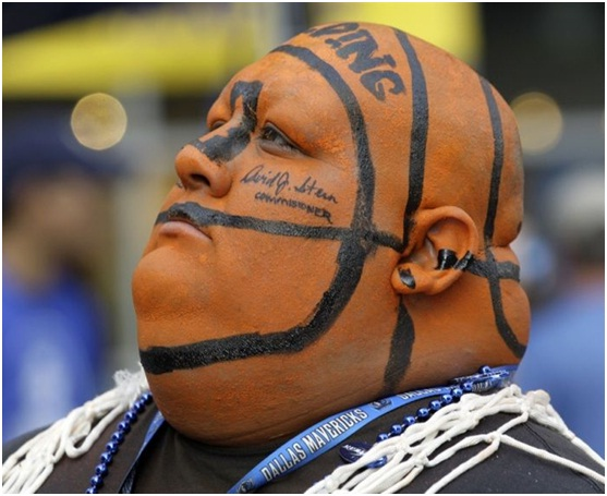 Basketball Head-Best 'They Said I Could Be Anything.' Memes