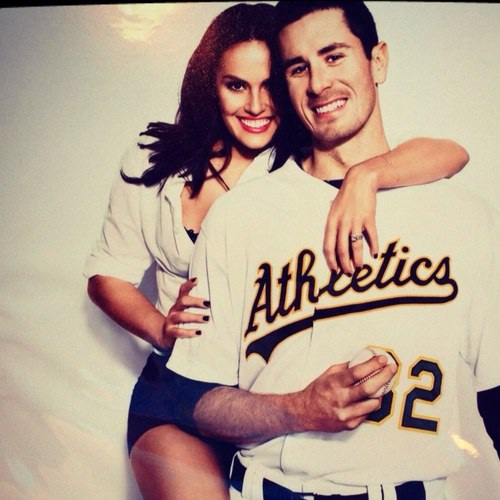 Amanda McCarthy-24 Hottest Baseball Players' Wives