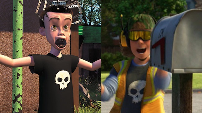 """Sid-Little Known Things About """"Toy Story"""" Trilogy"""