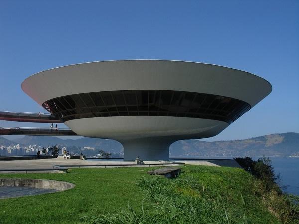 Museum of Contemporary Art, Niteroi-World's Craziest Buildings